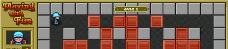 Spelen met Vuur Bomberman